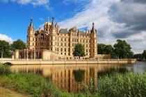 Schloss Schwerin, Sitz des Landtags Mecklenburg-Vorpommern