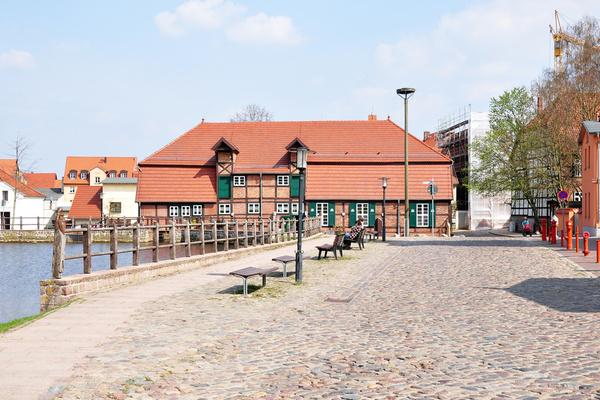 Alte Stadtmühle Teterow