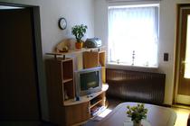 Ferienwohnung Hohensee Krumminer Wiek Wohnzimmer