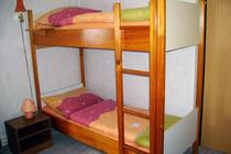 Ferienwohnung Hohensee Krumminer Wiek Schlafzimmer