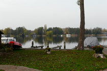 Ferienwohnung Mirow Granzower Möschen Grundstück