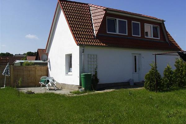 Ferienhaus Blankensee Wankaer See Hausansicht