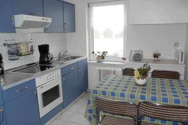Ferienhaus Blankensee Wankaer See Küche
