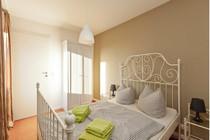 Ferienwohnung Jabel Schlafzimmer