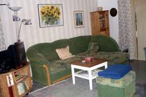 Ferienwohnung Schwaan Ostseeküste Wohnzimer