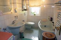 Ferienwohnung Schwaan Ostseeküste Schlafzimmer