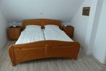 Ferienhaus Zislow Plauer See Schlafzimmer