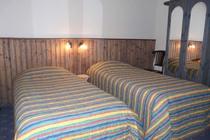 Feriewohnung Herzwolde Lutowsee Schlafzimmer