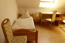 Ferienwohnung Mellenthin Insel Usedom Schlafzimmer