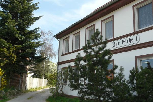 Ferienwohnung Rankwitz Insel Usedom Hausansicht