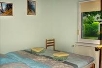 Ferienhaus Sagard Insel Rügen Schlafzimmer