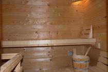 Ferienhaus Sagard Insel Rügen Sauna