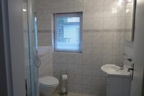 Ferienhaus Trent Insel Rügen Badezimmer