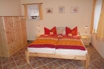 Ferienhaus Trent Insel Rügen Schlafbereich