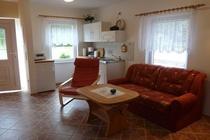 Ferienhaus Trent Insel Rügen offene Küche