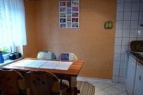 Ferienhaus Trent Insel Rügen Küche Esstisch
