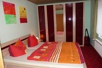 Ferienhaus Trent Insel Rügen Schlafzimmer 1
