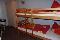 Ferienhaus Trent Insel Rügen Schlafzimmer 2
