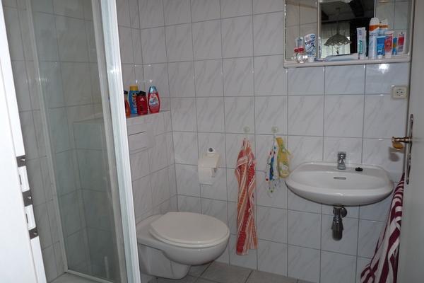 Ferienwohnung Trent Insel Rügen Badezimmer