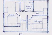 Ferienhaus in Zislow am Plauer See Grundriss