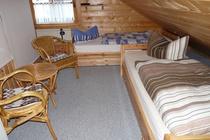 Ferienhaus Zislow Plauer See Schlafzimmer 1
