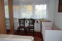 Ferienhaus Serrahn Serrahner See Schlafzimmer 1