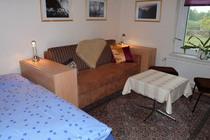 Ferienhaus Serrahn Serrahner See Schlafzimmer 2