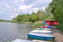 Ferienhaus Sternberg Sternberger See Wassergrundstück