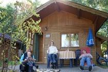 Ferienhaus Sternberg Sternberger See Hausansicht