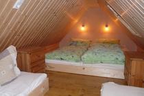 Ferienwohnung Hohen Sprenz Hohensprenzer See Schlafzimmer