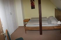 Ferienwohnung Groß Wüstenfelde Mecklenburger Seenplatte Schlafzimmer 2