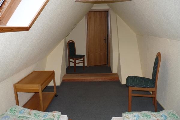 Ferienwohnung Groß Wüstenfelde Mecklenburger Seenplatte Schlafzimmer 3
