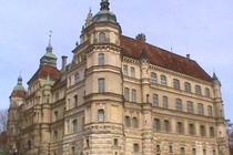 Ferienhaus Neukalen Kummerower See Güstrow Schloss