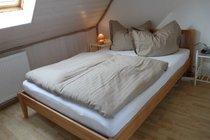 Ferienwohnung Altkalen Mecklenburger Seenplatte Schlafzimmer 1