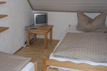 Ferienwohnung Altkalen Mecklenburger Seenplatte Schlafzimmer 2