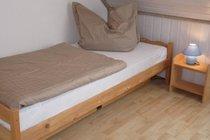 Ferienwohnung Altkalen Mecklenburger Seenplatte Schlafzimmer 3
