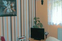 Ferienwohnung Petersdorf Wohnzimmer