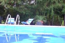 Ferienwohnung Petersdorf Pool Garten