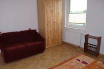 Ferienwohnung Mölln Krakower See Schlafzimmer