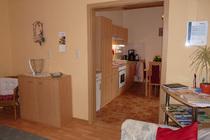 Ferienwohnung Krakow am See Krakower See Wohnzimmer