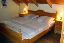 Ferienhaus Groß Gievitz Torgelower See Schlafzimmer