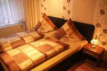 Ferienwohnung Waren Müritz Schlafzimmer