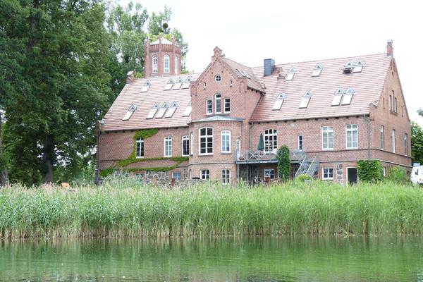 Ferienwohnung Alt Gaarz Hausansicht Hofsee