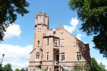 Ferienwohnung Alt Gaarz Hof See Hausansicht