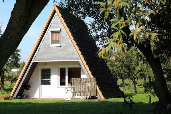 Ferienhaus Dabel Dabeler See Hausansicht