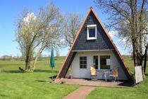 Ferienhaus Dabel Sternberger Seenland Hausansicht