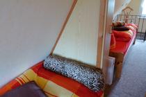 Ferienhaus Dabel Sternberger Seenland Schlafzimmer