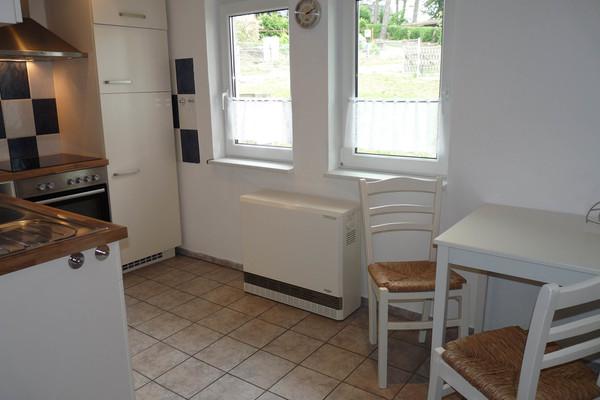 Ferienhaus Plau am See Küche