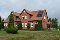 Ferienwohnung Minzow Mecklenburgische Seenplatte Hausansicht