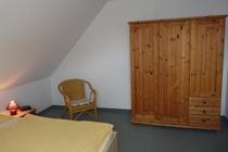 Ferienwohnung Minzow Mecklenburgische Seenplatte Schlafzimmer 1